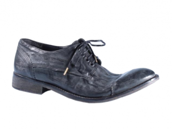 REF IAN CUSNA PRETO WASHEDED LEATHER